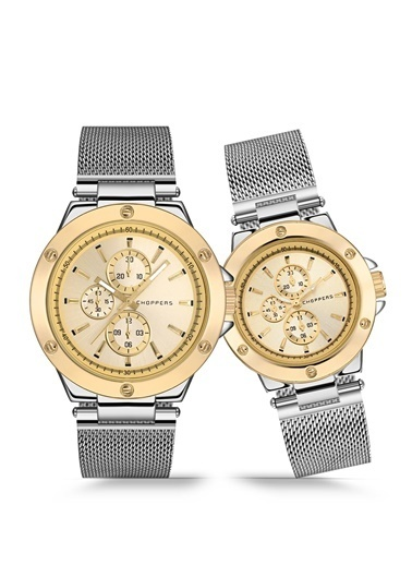 Choppers Saat Altın